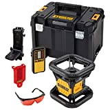DeWALT DCE074NR-XJ Rotationslaser, rot, Basisversion, 18 V