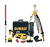 Dewalt DW079PKH-QW Rotationslaser-Kit, 18 Volt / 2.6 Ah