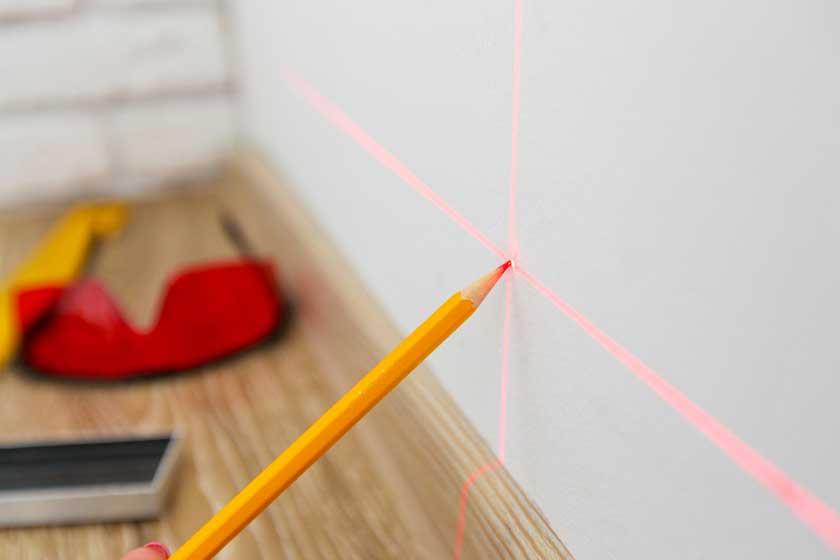 Was ist ein Kreuzlinien-Laser?